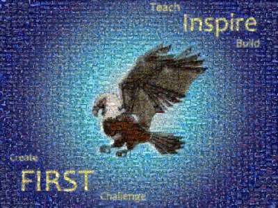 2011 <i>FIRST</i> Robotics Competition Team 358 Photo Mosaic